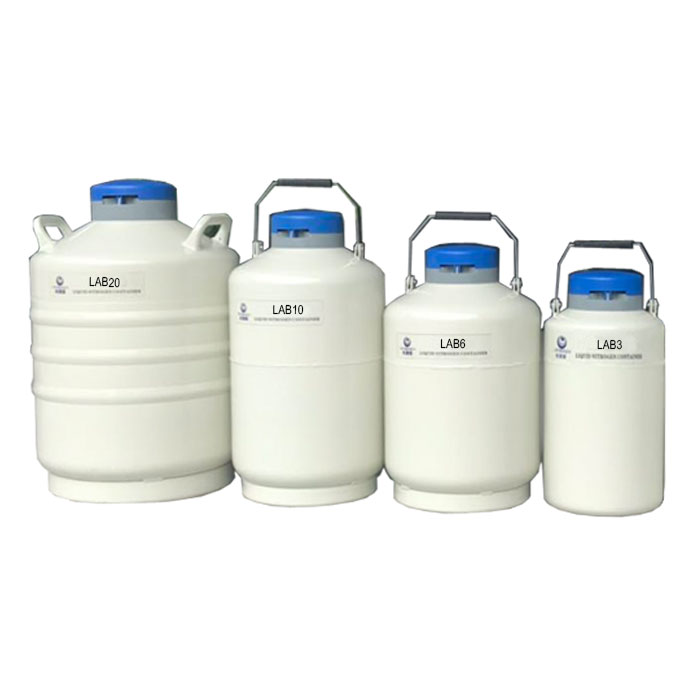 Liquid Nitrogen Storage And Distribution Series